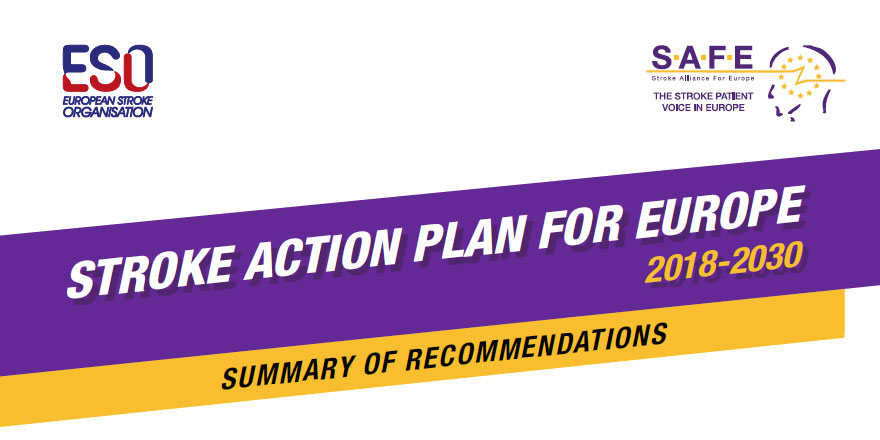 STROKE ACTION PLAN FOR EUROPE 2018-2030