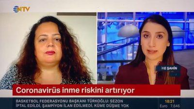 Koronavirüs inme riskini artırıyor